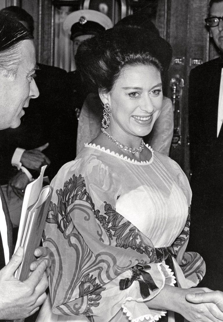 En 1979, Margarita deslumbró en una función del Royal Ballet, en Londres.
