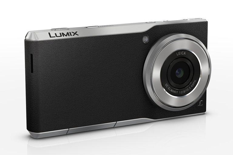 Una Panasonic Lumix DMC-CM1, con sensor de 1 pulgada y cuerpo de smartphone