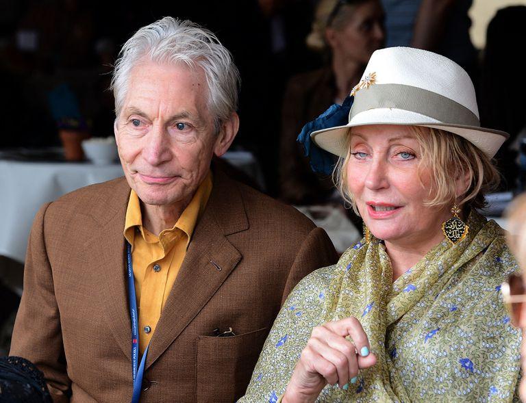 Los amores de Charlie Watts: 57 años en compañía de su adorable Shirley Ann