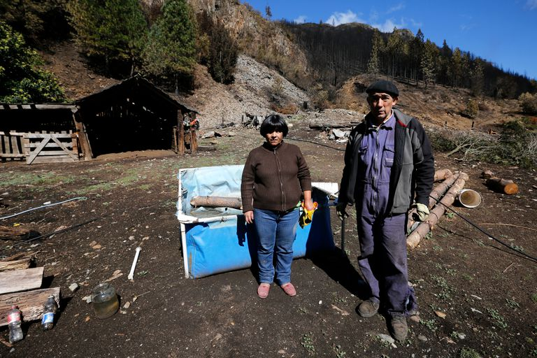 Con una Pelopincho, los Zúñiga lograron salvar su casa