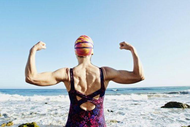 El ejercicio ayuda a retrasar el envejecimiento.