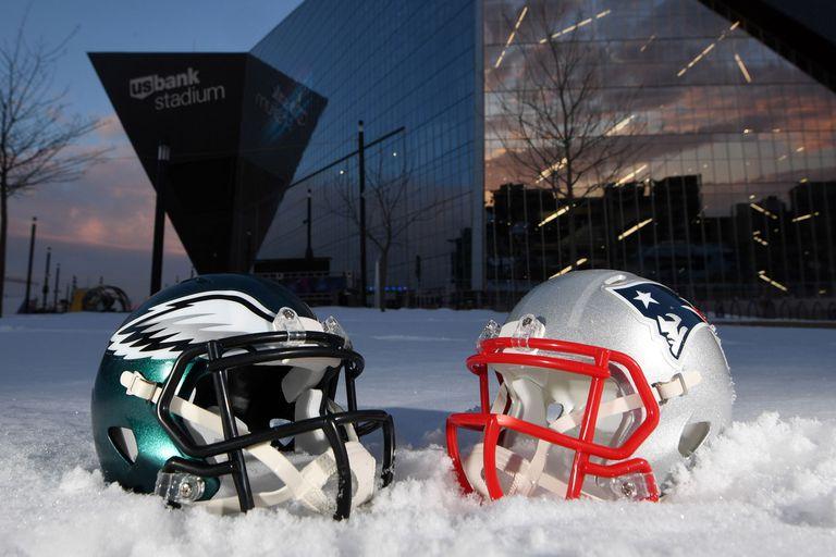 Super Bowl: cuándo se juega y dónde ver la final New England y Philadelphia