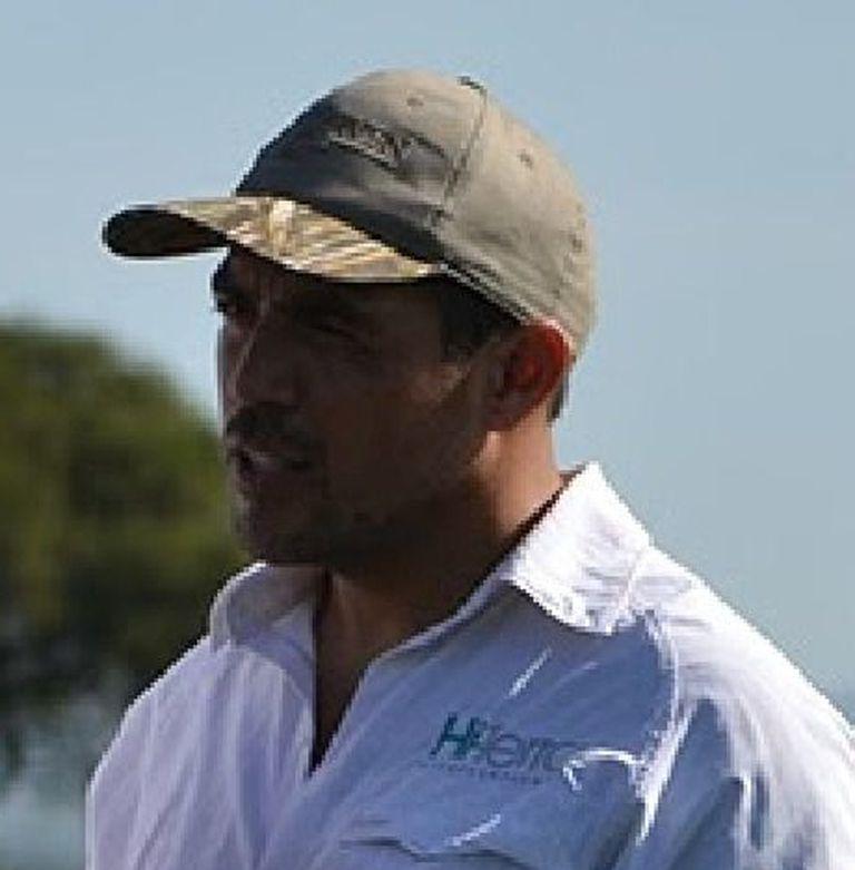 Diego Righi es un rastreador de tecnologías aplicables al campo