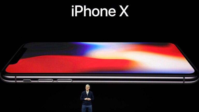 El iPhone X tendrá un precio base de mil dólares para la versión de 64 GB de almacenamiento