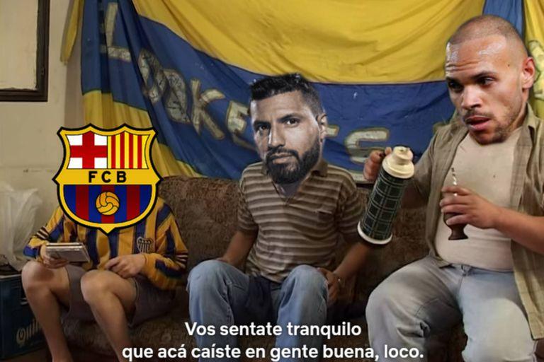 Los mejores memes por la partida de Messi del Barcelona