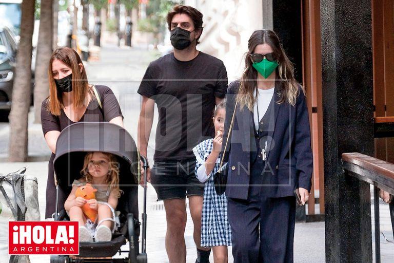 China Suárez: descubrimos el gustito fashion que se dio durante un paseo por Madrid