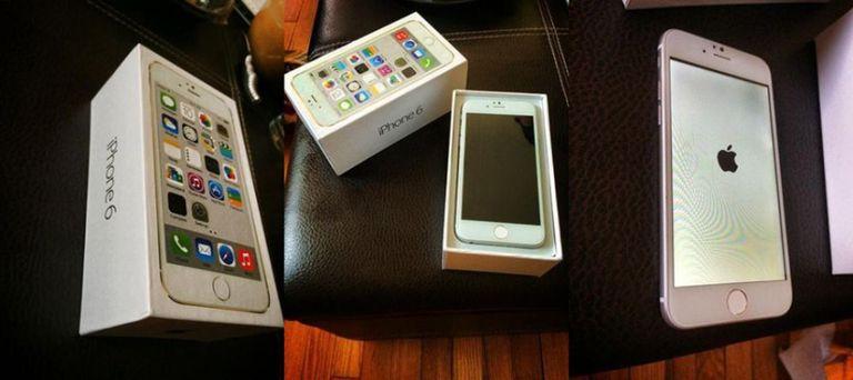 El supuesto iPhone 6 y su caja