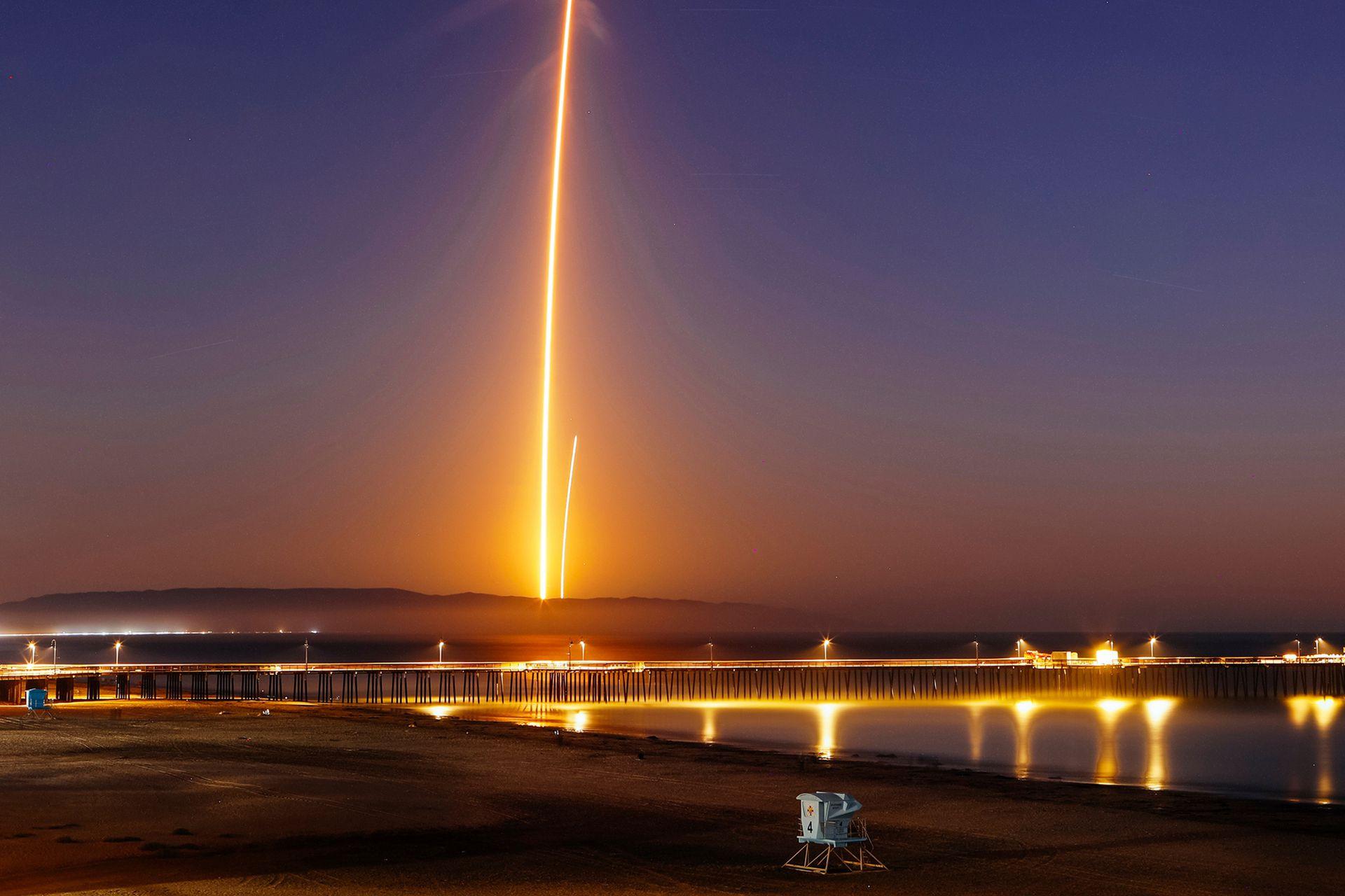 Ya está en órbita un nuevo satélite argentino, el Saocom1A