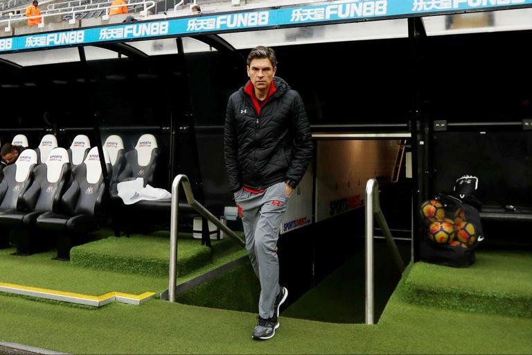 No pudo terminar la temporada: Mauricio Pellegrino fue despedido de Southampton