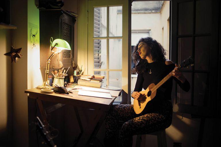 """Músicos en casa: """"Necesito interacción con el público"""", dice Paula Maffía"""