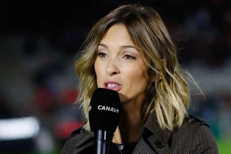 La francesa que allanó su camino y hoy pisa fuerte en el periodismo de rugby