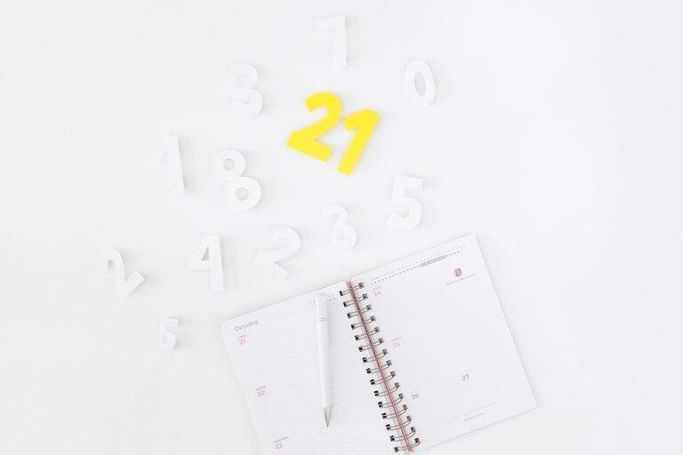 Calendarizarte es fundamental si querés llegar a tiempo con todo.