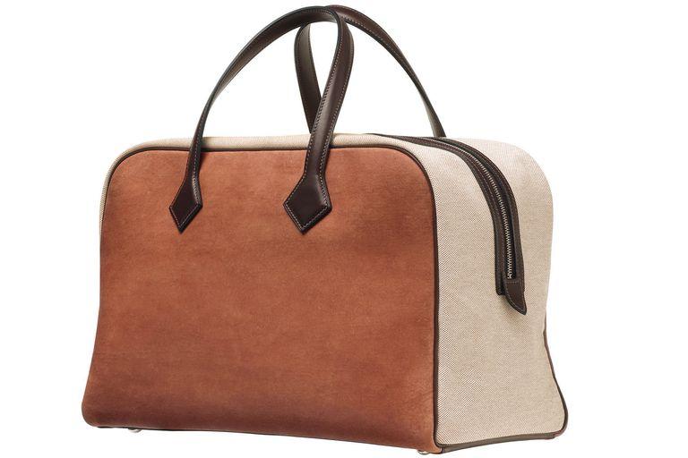Bolso Hermès, que utiliza como material base el micelio (hongos)
