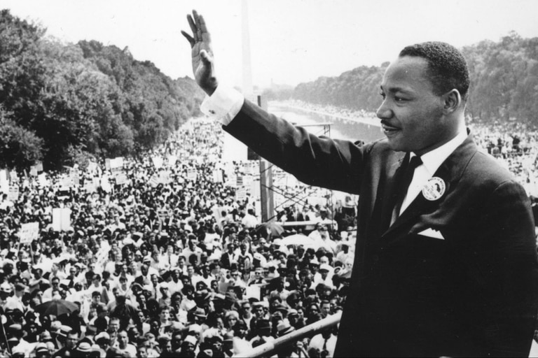 Se convirtió en un referente de la lucha por la igualdad de derechos. Fuente: The New York Times.