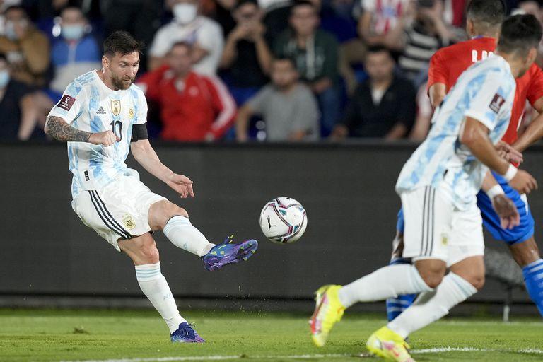 La selección atacó con toda la furia, pero empató 0-0 con Paraguay, en Asunción
