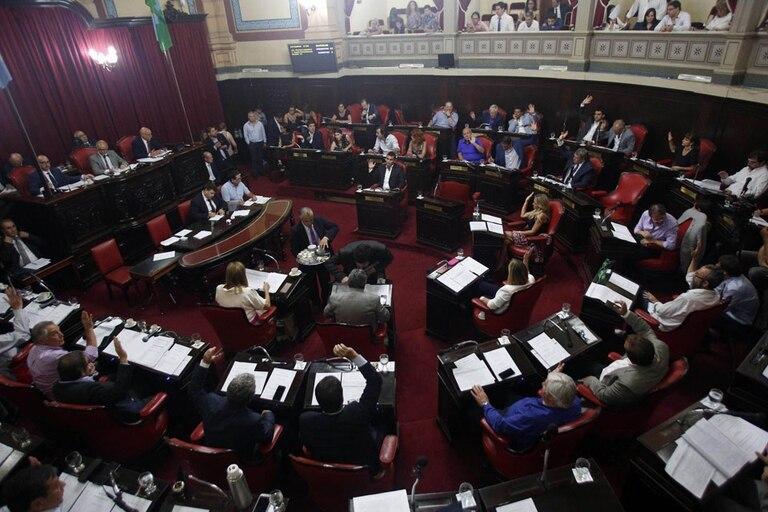 La legislatura bonaerense aprobó el presupuesto de la provincia para 2017