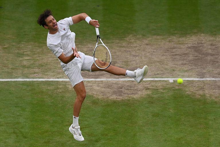 Horacio Zeballos -y, lógicamente, Marcel Granollers, su compañero de equipo- tuvo una magnífica tarea en Wimbledon