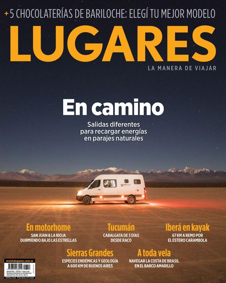 Revista Lugares 303. Julio 2021