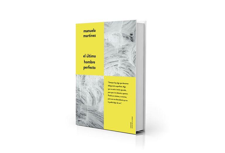 """""""El último hombre perfecto"""", publicada por Ediciones B en la colección Cerca de la Verdad"""