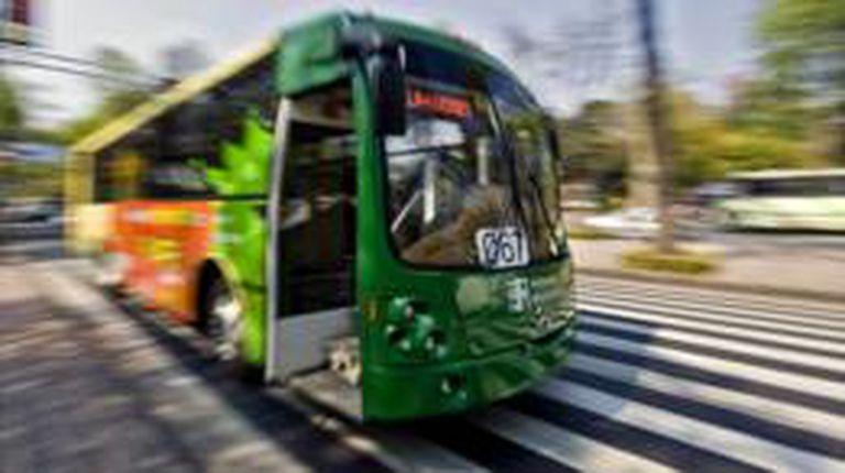 El transporte público en Ciudad de México debe mejorar.