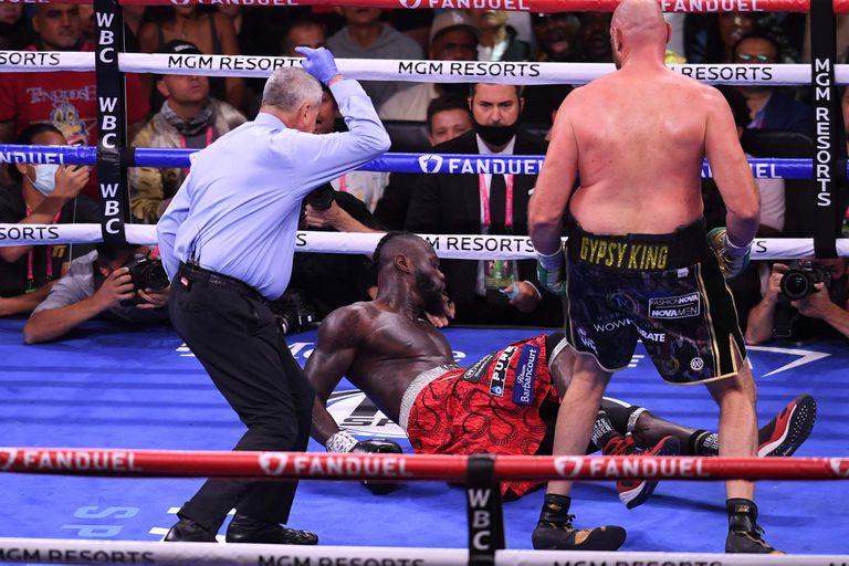Fury-Wilder, pelea de colosos que cerró una de las tríadas más tremendas de la historia del boxeo