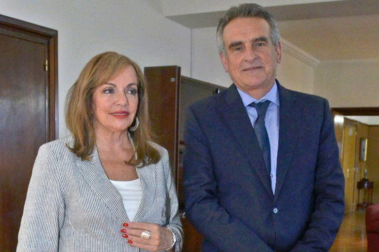 Nilda Garré colaborará con Agustín Rossi en el diseño de las políticas del área de Defensa