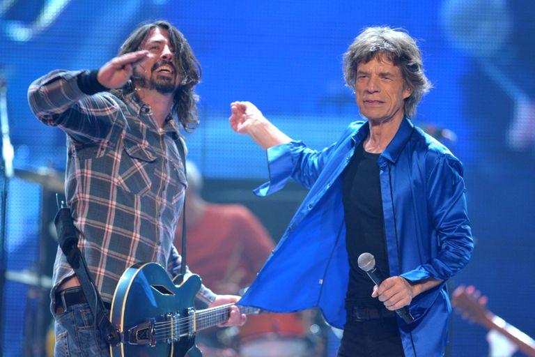 Mick Jagger habló de la canción que compuso con Dave Grohl, de la pandemia de coronavirus, el encierro y los movimientos que promueven teorías conspirativas