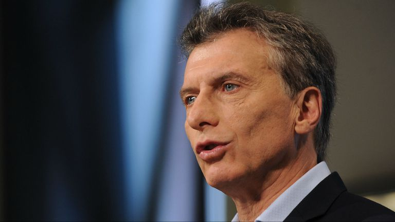 Mauricio Macri anuncia una ampliación del presupuesto para universidades