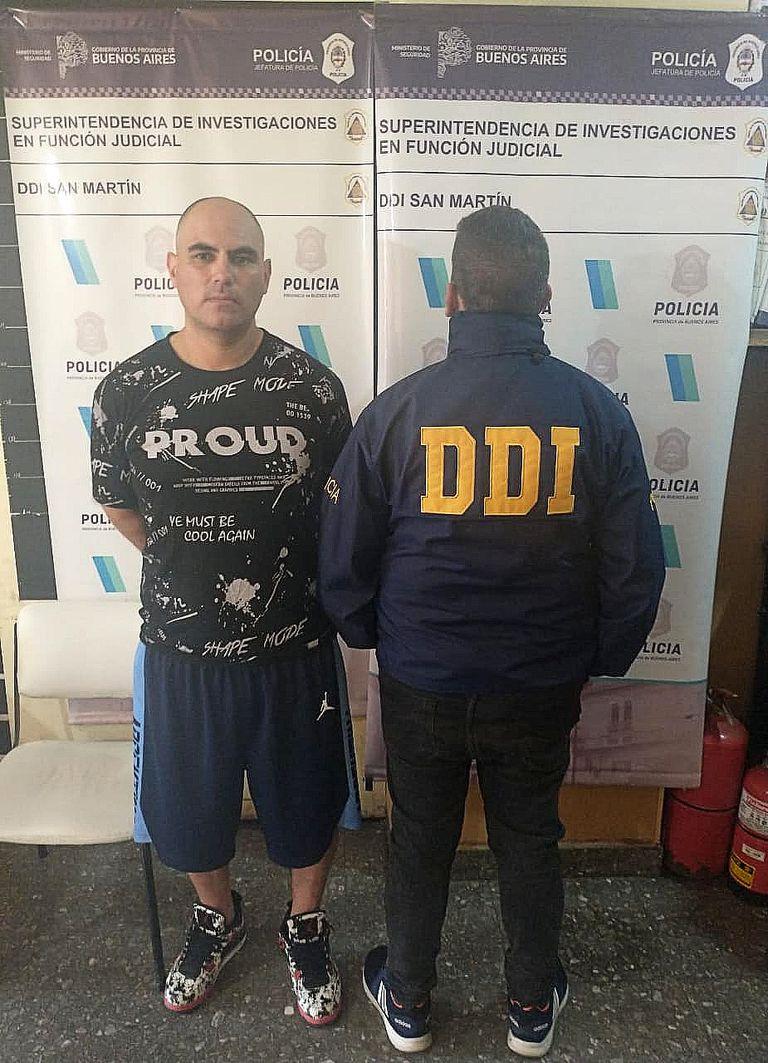 Cuando fue a votar. Detienen a uno de los acusados del crimen de Araceli Fulles a un día del juicio - LA NACION