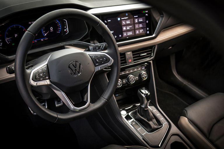 Mucho espacio y tecnología de última generación para el Volkswagen Taos