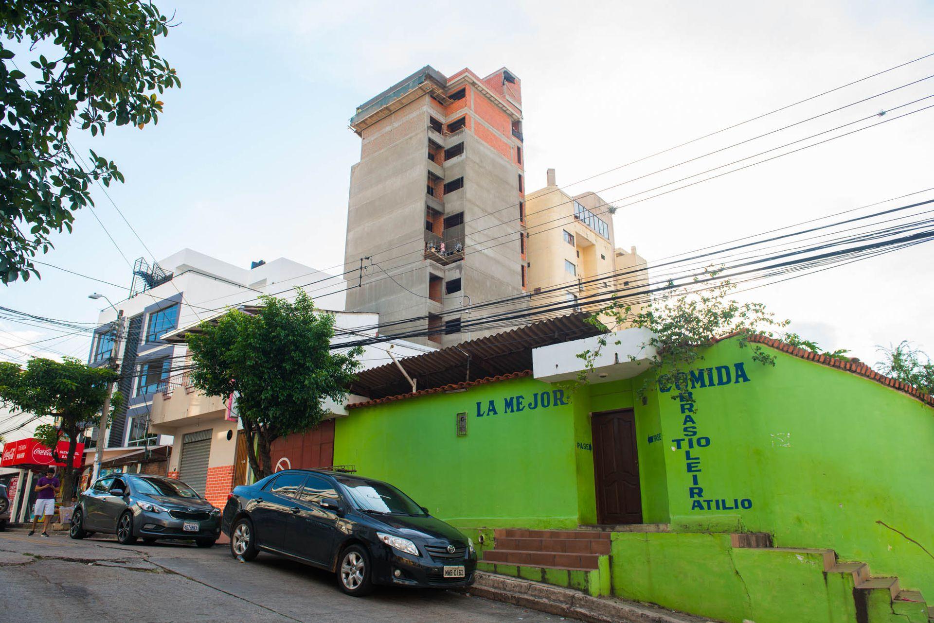 La comunidad brasileña tiene fuerte presencia en la ciudad.