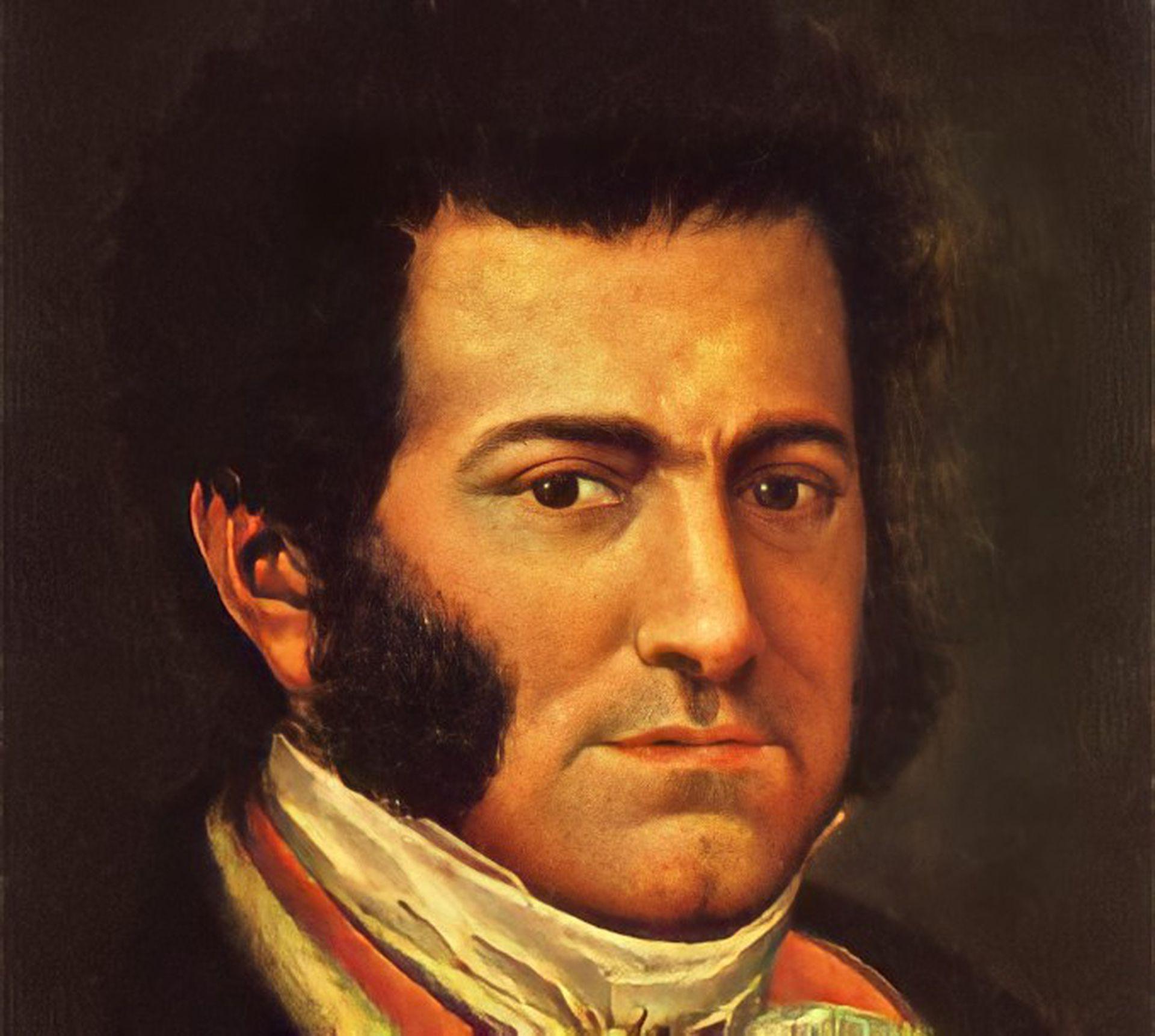 Vicente López y Planes tenía 29 años cuando escribió la letra de la Canción Patriótica.