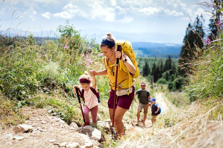 Les gusta el turismo aventura y crearon una app para resolver un problema clave