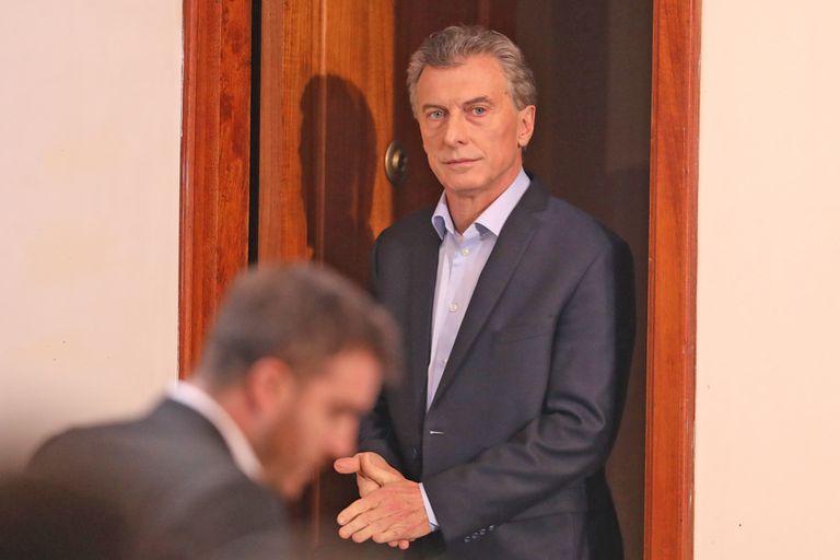 La conferencia de prensa de Macri, una decisión destinada a revertir el pesimismo y el virtual desánimo de la gestión