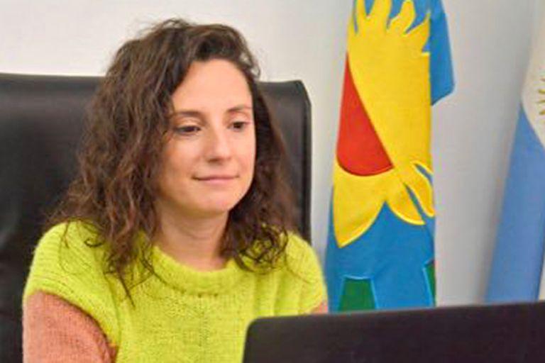 Leticia Ceriani, subsecretaria de Gestión de la Información del Ministerio de Salud bonaerense