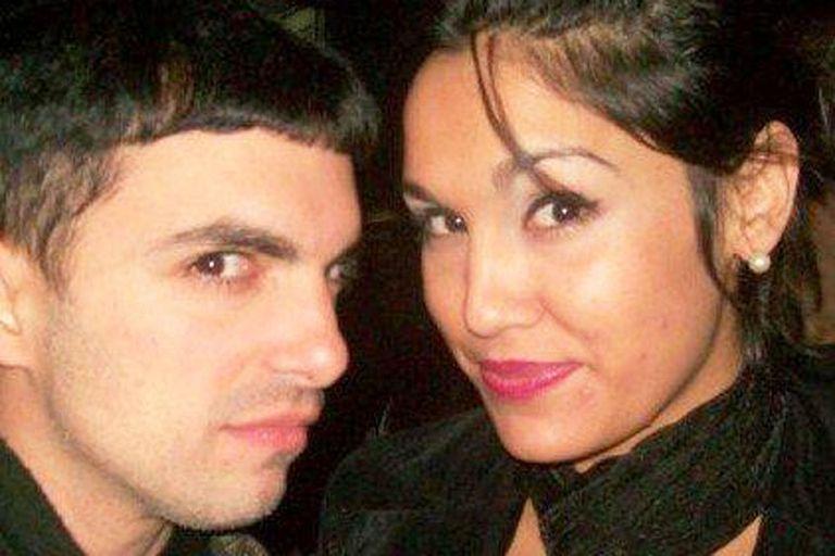 Sergi y su ex, Nieves