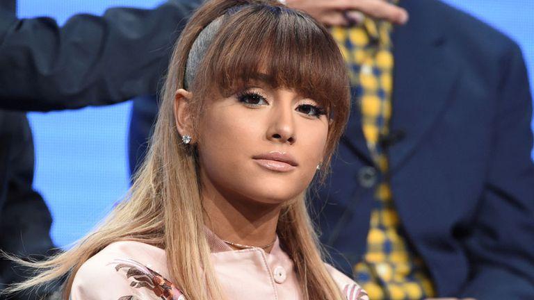 Ariana Grande, conmovida por la tragedia