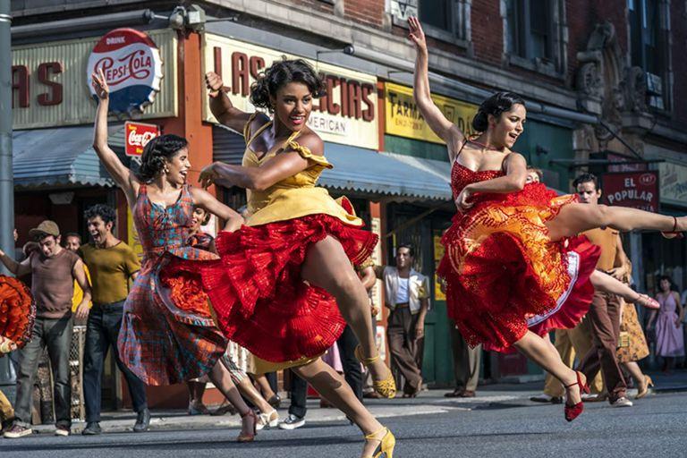 Con En el barrio y West Side Story, el gran musical de Hollywood busca volver a ponerse de moda