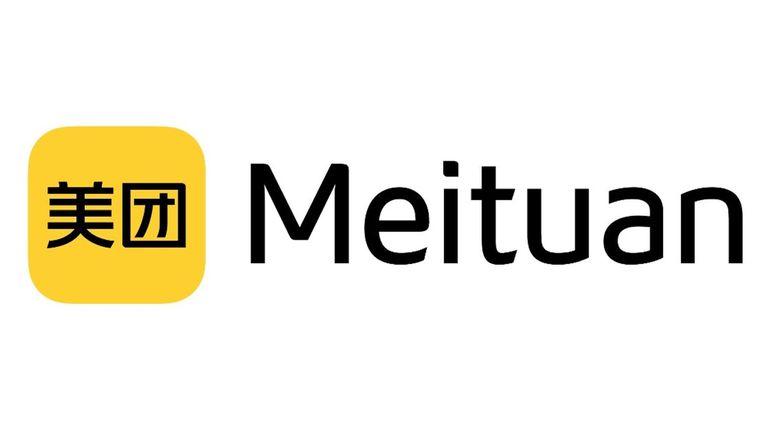 08-10-2021 Logo de la empresa china Meituan. POLITICA ECONOMIA EMPRESAS MEITUAN
