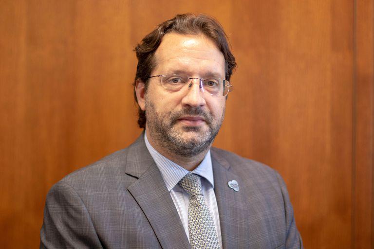 Marco Lavagna, flamante titular del Indec