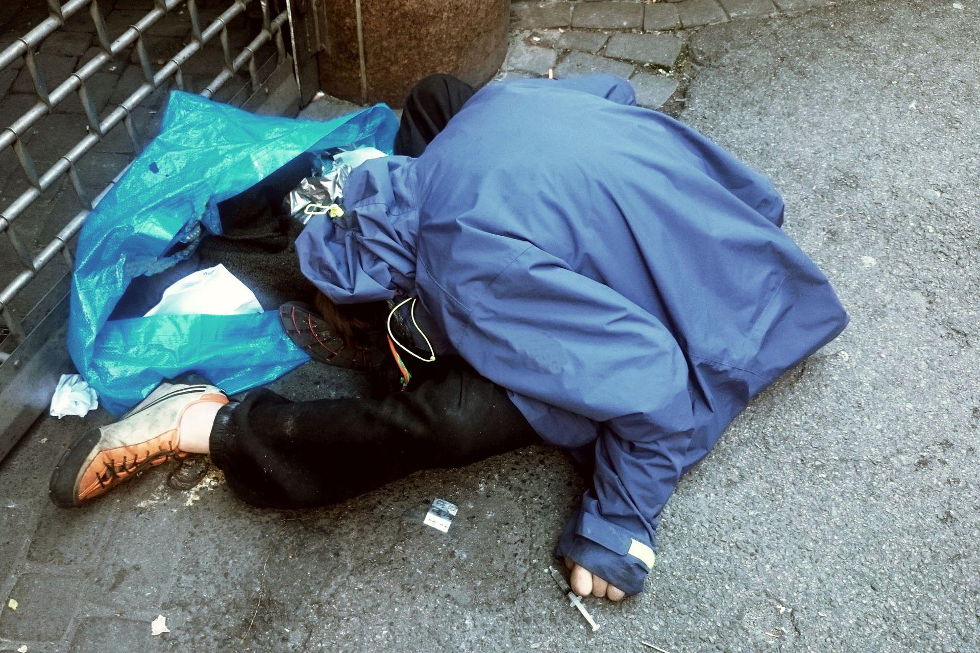El consumo de heroína en Oslo es más alto que el de otras ciudades europeas