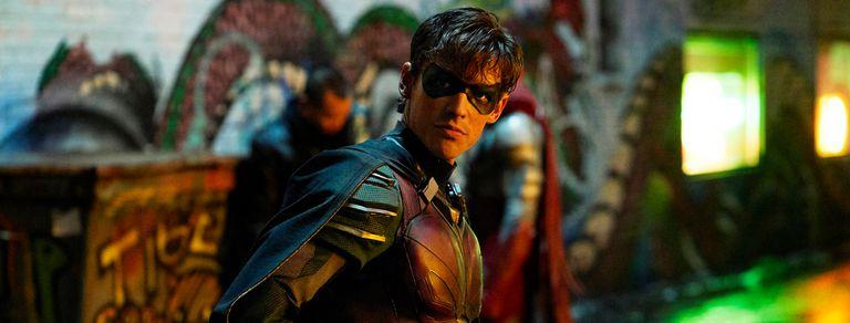Titanes: los rebeldes con causa de DC llegan a Netflix