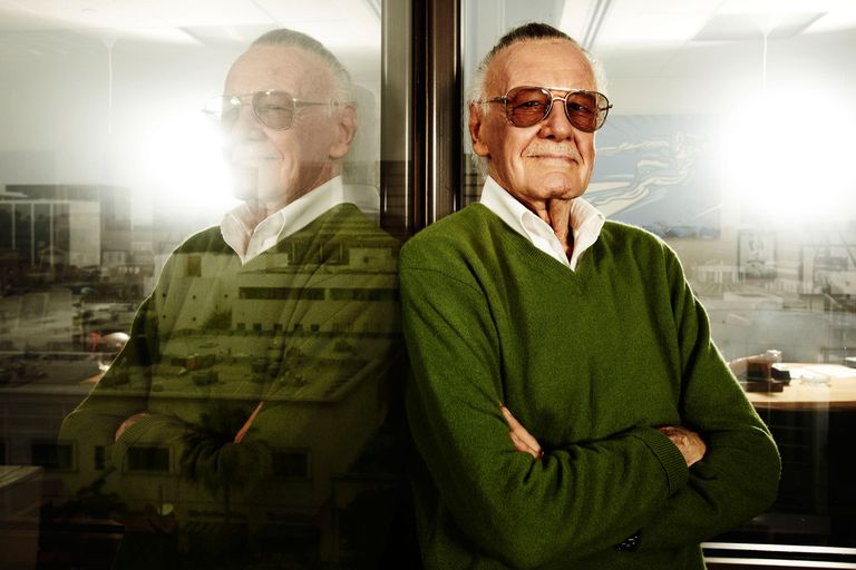 """A los 95 años, murió Stan Lee, el """"padre"""" del Hombre Araña y los X-Men"""
