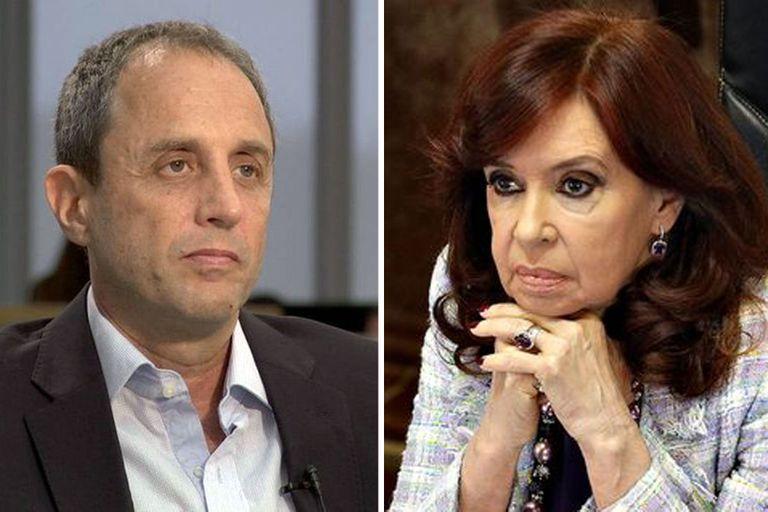 """Ernesto Tenembaum contra Cristina Kirchner: """"Es millonaria y te pelea hasta el último centavo"""""""