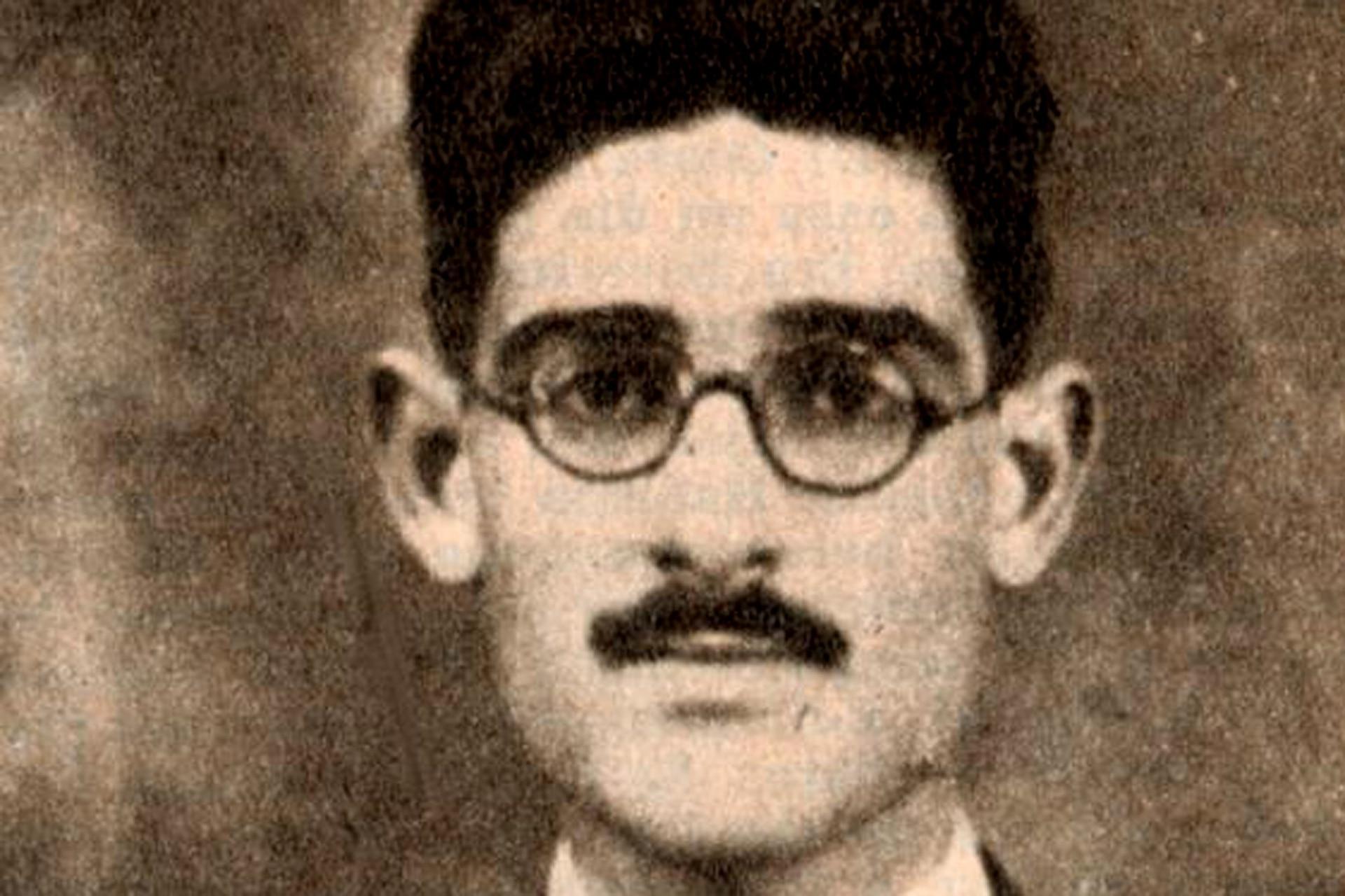 Paulino Scarfo, hermano de la amante de Severino Di Giovanni