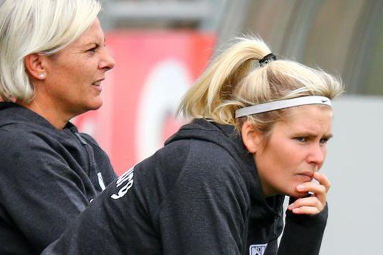 Imke Wübbenhorst es la primer mujer en dirigir un equipo masculino en las cinco primeras ligas de Alemania