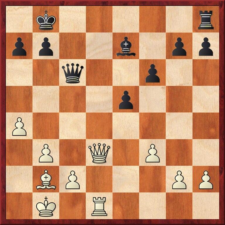 La inteligencia de Carlsen en un juego contra Vachier-Lagrave