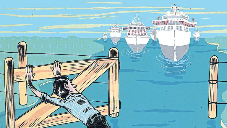 El Gobierno apuesta a reforzar la alianza con el sector privado para recuperar buques ?y visitantes