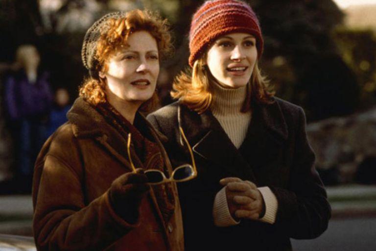 Julia Roberts y Susan Sarandon protagonizan esta película de 1998 cuyo éxito llegó entrado el 2021