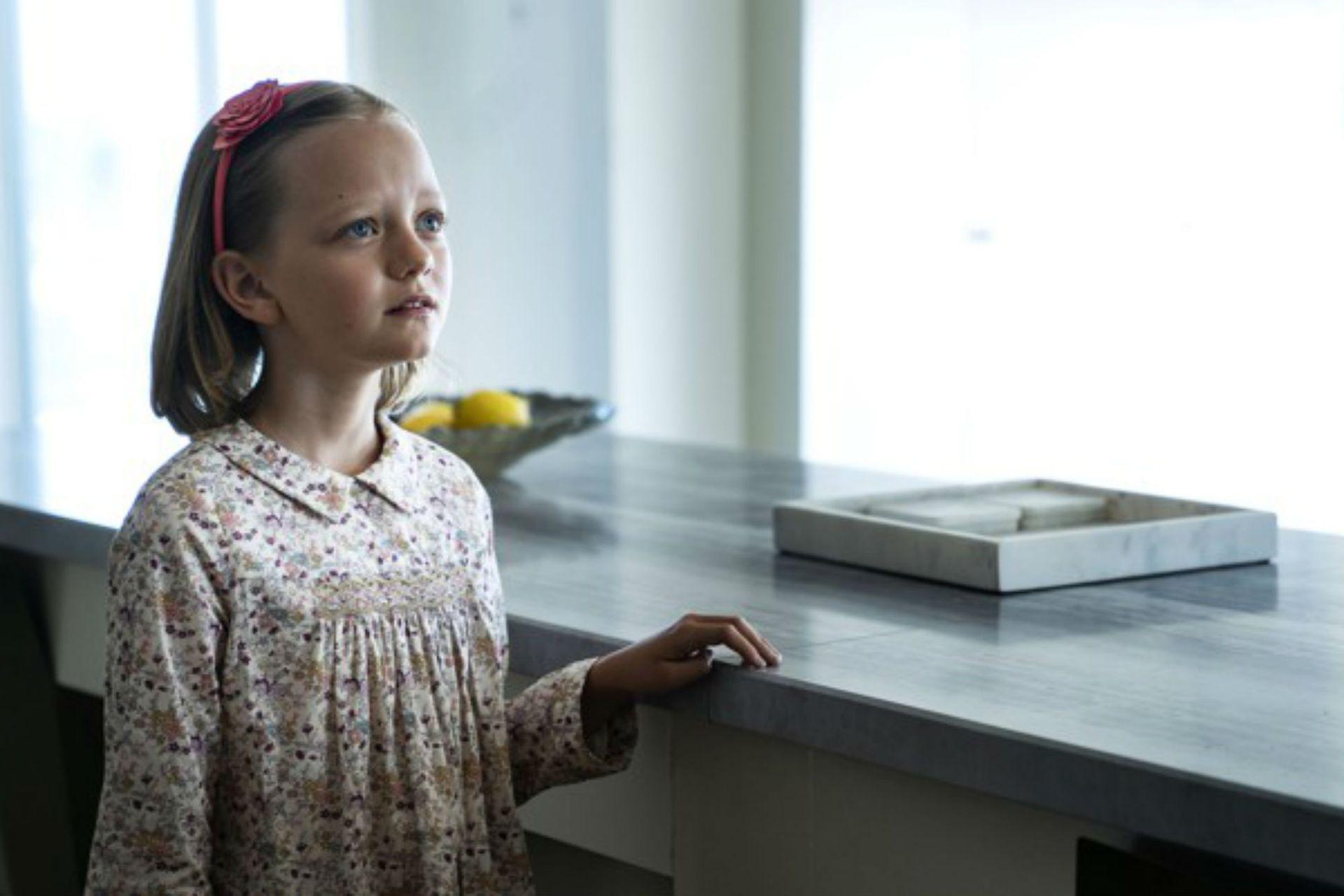 Amabella, la hija de Renata Klein, fue uno de los personajes con el que más se remarcó la importancia de los hijos en la serie